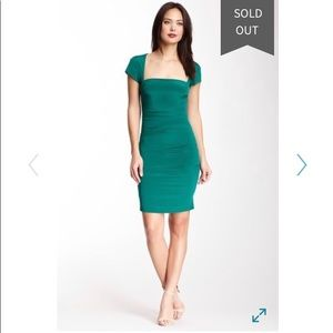 Emerald Green Sexy/Classy Cocktail Dress